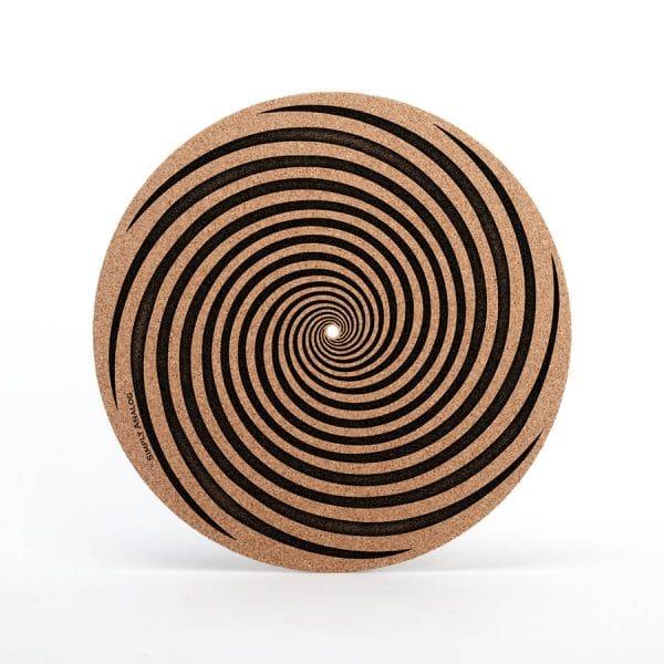 Simply Analog SACS003 è un tappetino per giradischi