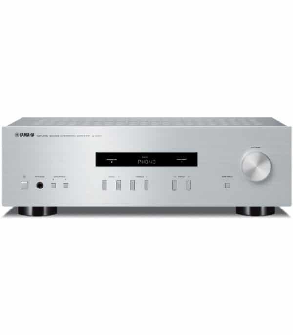 yamaha a-s201 è un amplificatore integrato silver