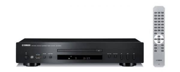 Yamaha CD-S300 è un lettore CD nero