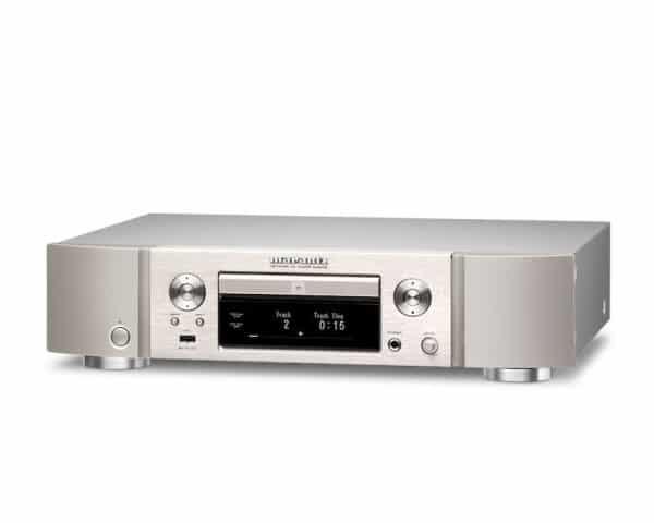 Marantz ND8006 è un lettore CD silver