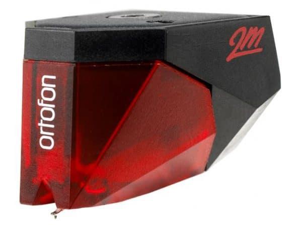 Ortofon 2M Red è una testina fonografica rossa