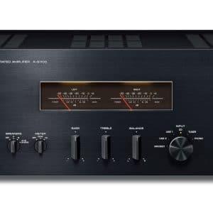 Yamaha A-S1100 è un amplificatore integrato nero