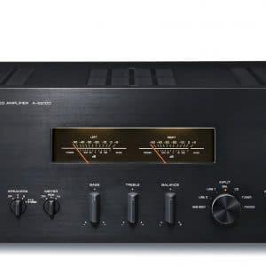 Yamaha A-S2100 è un amplificatore integrato nero