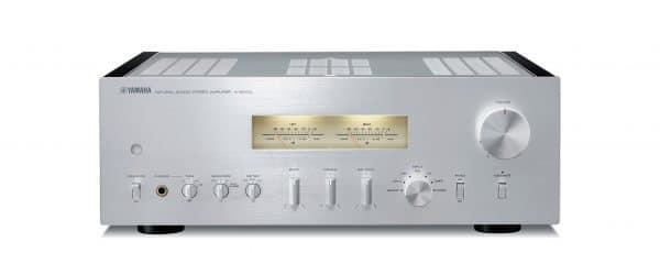 Yamaha A-S2100 è un amplificatore integrato silver