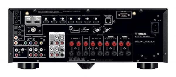 Yamaha RX-A880 è un sintoamplificatore audio video retro