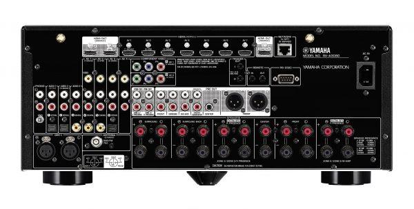 Yamaha AVENTAGE RX-A3080 è un sintoamplificatore Audio/Video retro