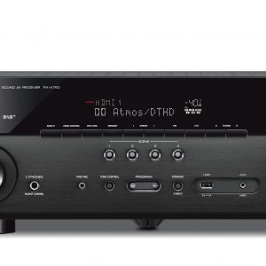 Yamaha AVENTAGE RX-A780 è un sintoamplificatore Audio/Video nero