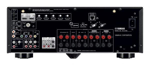 Yamaha AVENTAGE RX-A780 è un sintoamplificatore Audio/Video retro