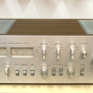 Yamaha CA 810 è un amplificatore usato vista frontale