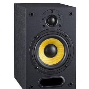 Davis Acoustics Mia 20 è un diffusore da stand nero aperto